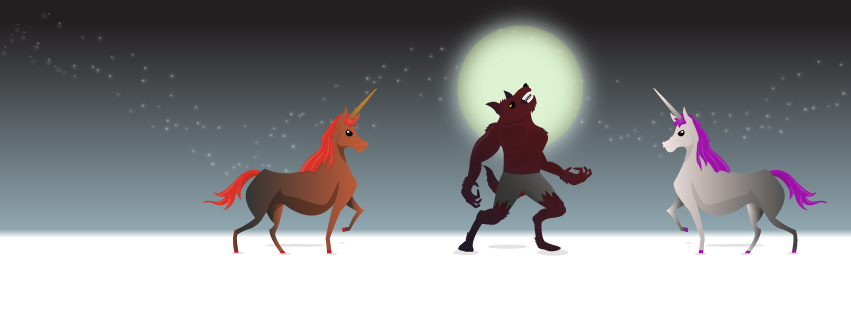 unicorns-v-werewolf