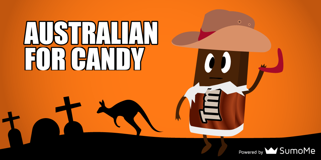Australian for Candy