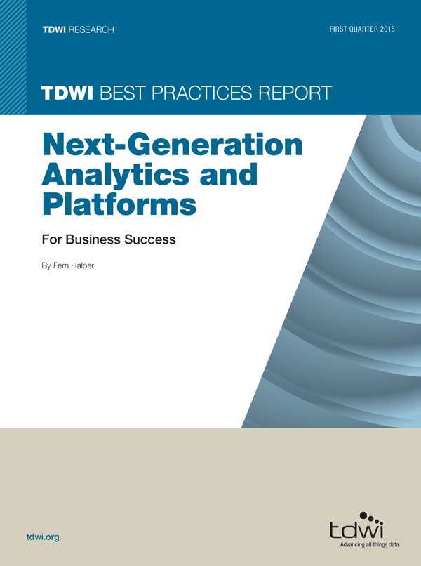 Best Practices Report Q1 2015